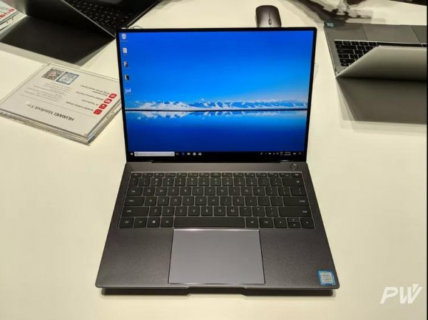 用一款全面屏笔记本电脑,华为给 PC 界的前辈们上了一课
