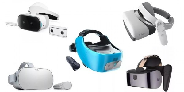 五款主流VR一体机横向对比:体验大幅提升 内容质量成突破口